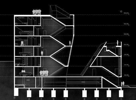Edificio Lastarria _ 2050 Arquitectura
