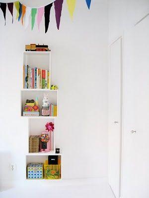 Children's room - Shelf - Varpunen