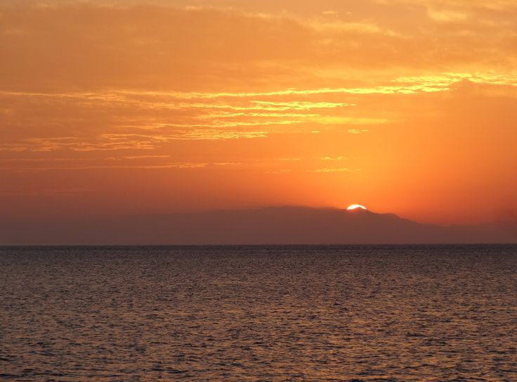 Enjoy some of the most beautiful sunrises, sunsets when you sail with us. Sleep on deck and you will have the most restful sleep under a spectacular star filled sky.  Book your vacation today www.MedSeaYachts.com