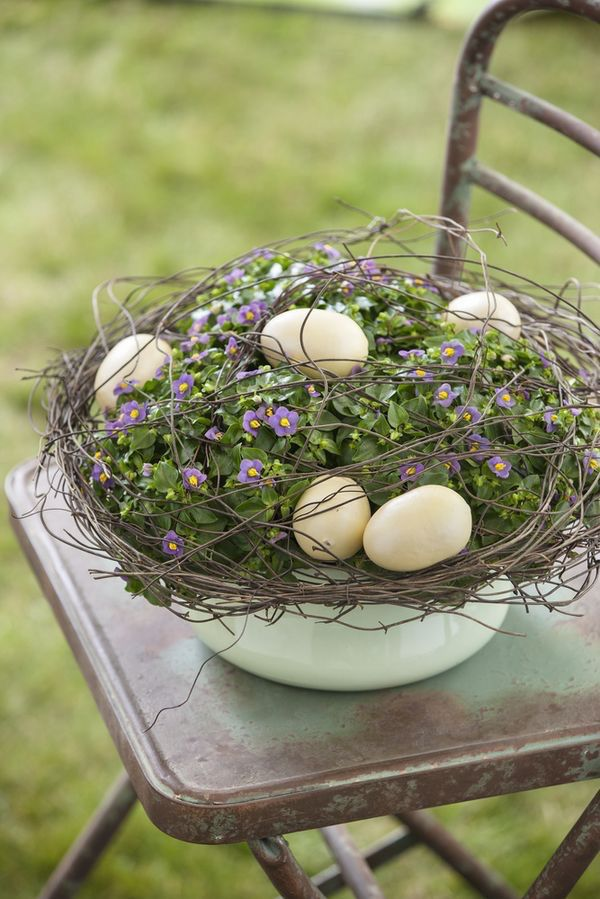 Easter decor, Easter decor, Πάσχα, πασχαλινή διακόσμηση, country living