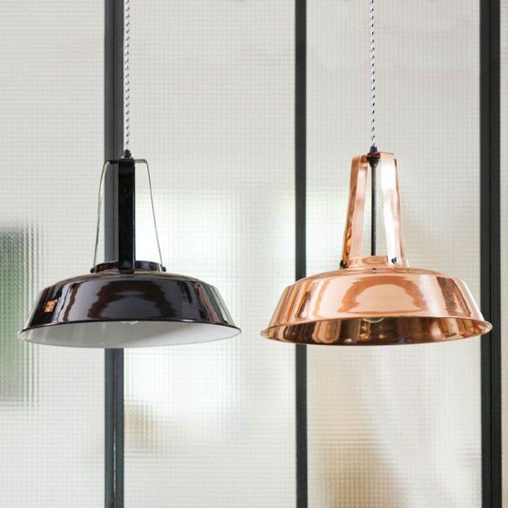 HK Workshop M Koper Hanglamp