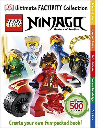 ninjago ultimate factivity collection