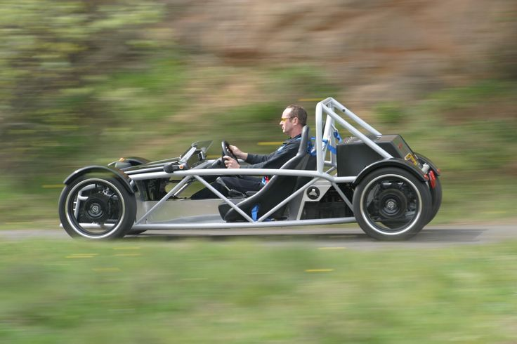 MEV Rocket ( Aerial Atom Style Kit Car )