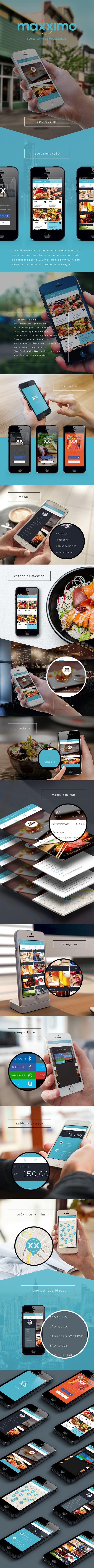 Maxximo Fidelidade App Redesign