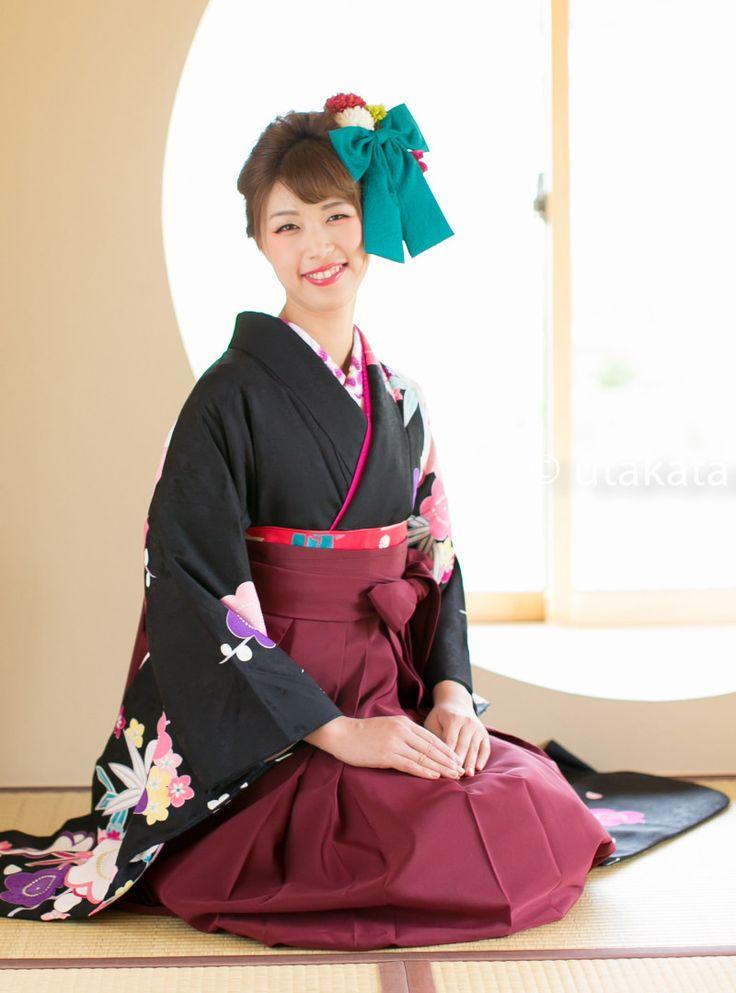 袴のレンタルも開始!卒業旅行にもオススメ:日光ハイカラさんごっこ|『うたかた 』世界遺産日光で着物(七五三、1日着物レンタル、13詣、婚礼、ととせ)任せください♡