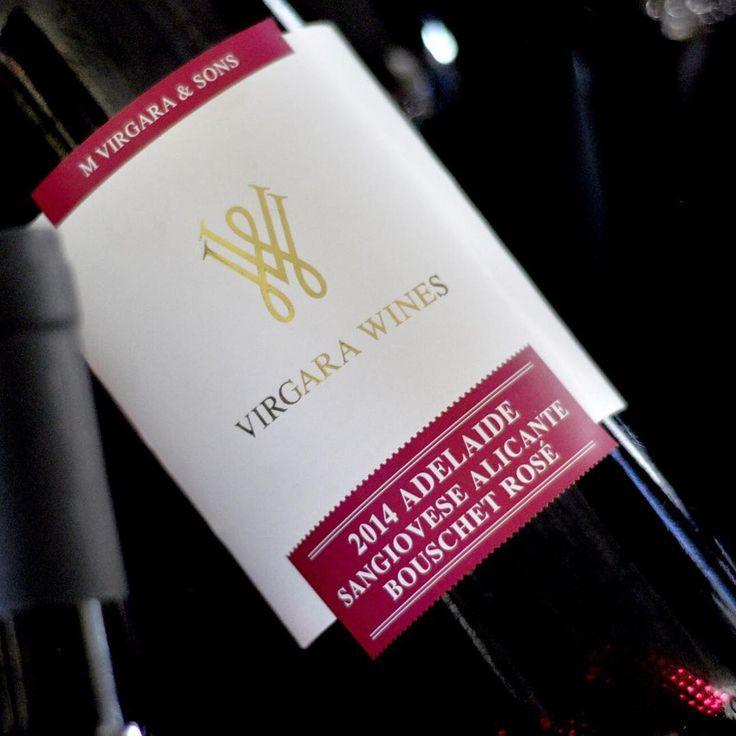 2014 Virgara Wines Sangiovese Alicante Bouschet Rosé