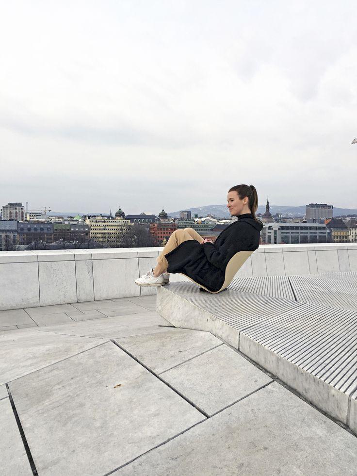 7 Cool Architects ǁ Designer: Snøhetta ǁ Fritz Hansen Series 7™ chair (3107) by Arne Jacobsen