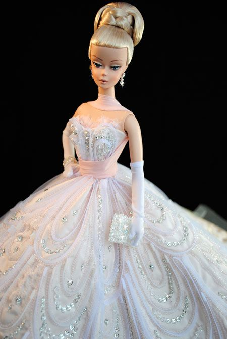 Brigitte - The Queen of Saint Tropez donated to Live Auction at National Barbie Convention 2011