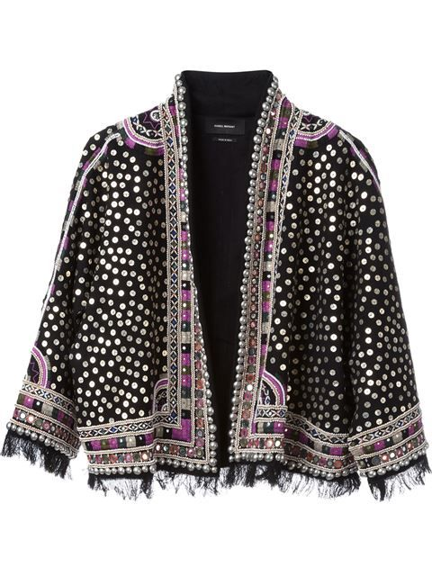 Shop Isabel Marant 'Baykal' jacket in MCMARKET (Biarritz & Monaco) from the world's best independent boutiques at farfetch.com. Shop 400 boutiques at one address.