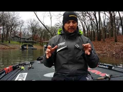 Jason christie bass fishing tip on mixing jig and trailer for Youtube bass fishing