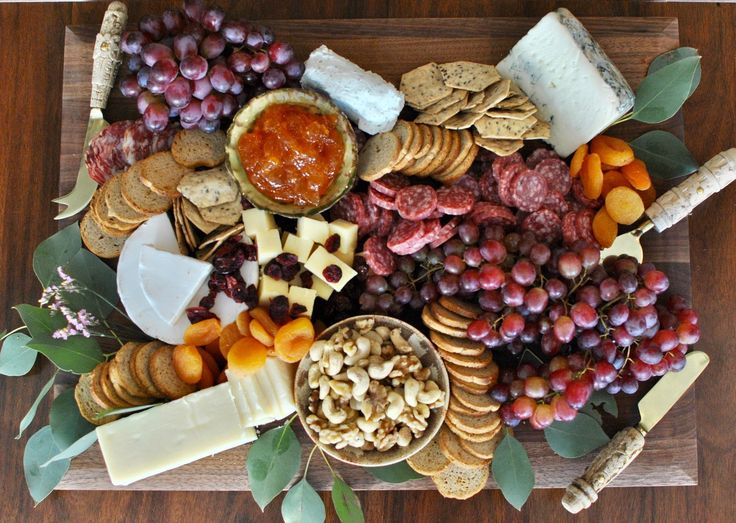Cheese  and Charcuterie board by BySuzanne Catering