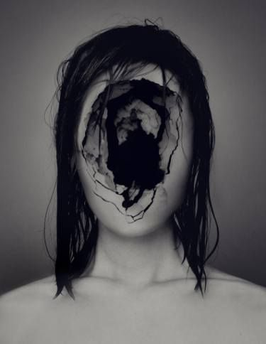 "Saatchi Art Artist Flora Borsi; Photography, ""we are just an illusion"" #art"