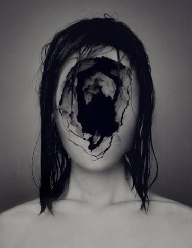"Saatchi Art Artist Flora Borsi; Photography, ""we are just an illusion"" #art"