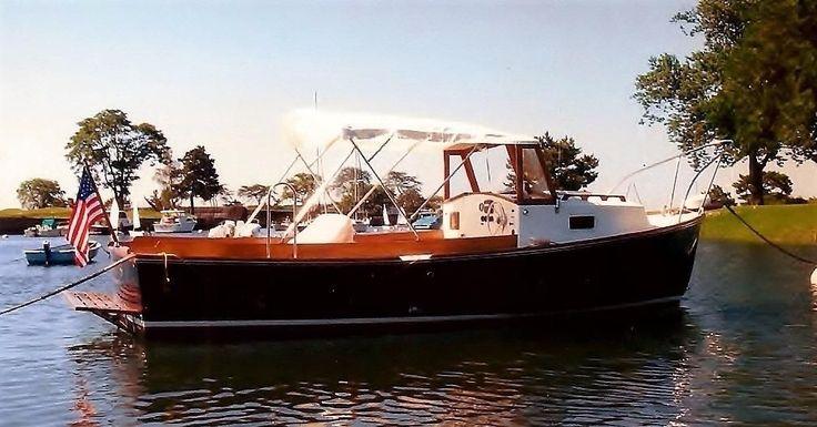 1979 SISU Downeast 22 Power Boat For Sale - www.yachtworld.com