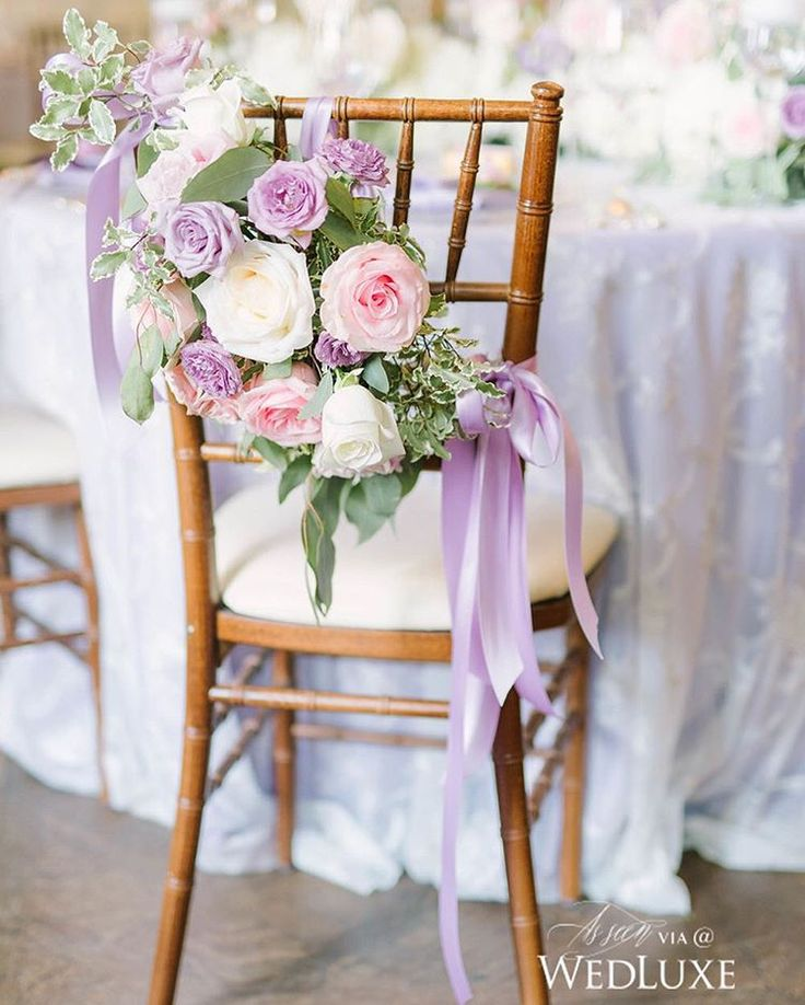 324 best wedding chairs images on pinterest wedding chairs graydon hall wedding featured on wedluxe a lilac hued wedding inspired by the english countryside junglespirit