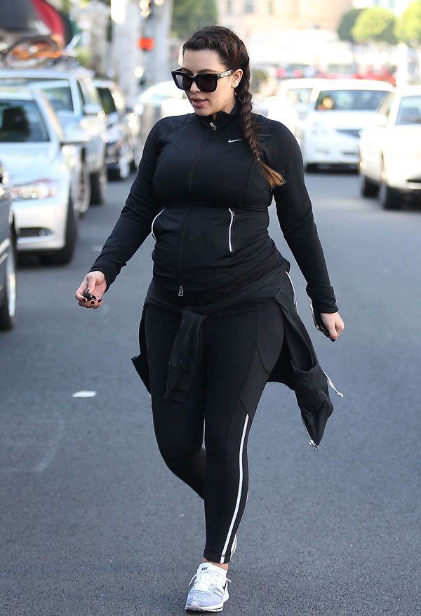 Kim Kardashian: Eating Meals From Weight Loss Company  InkedDeal