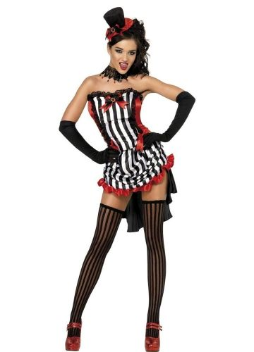 sexy strips ruffle trim halloween vampire hunter costume 2014 cute halloween costumes wholesale - Wholesale Halloween Costumes Phone Number
