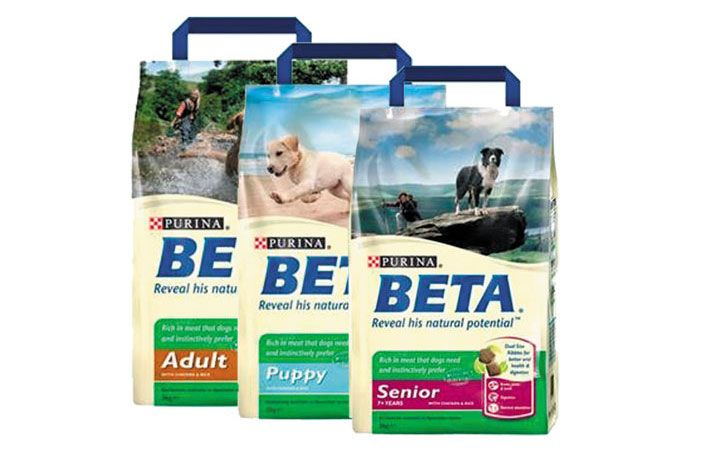 We're giving away 5000 free BETA dog food 250g samples! Simply enter your details for the chance to win one