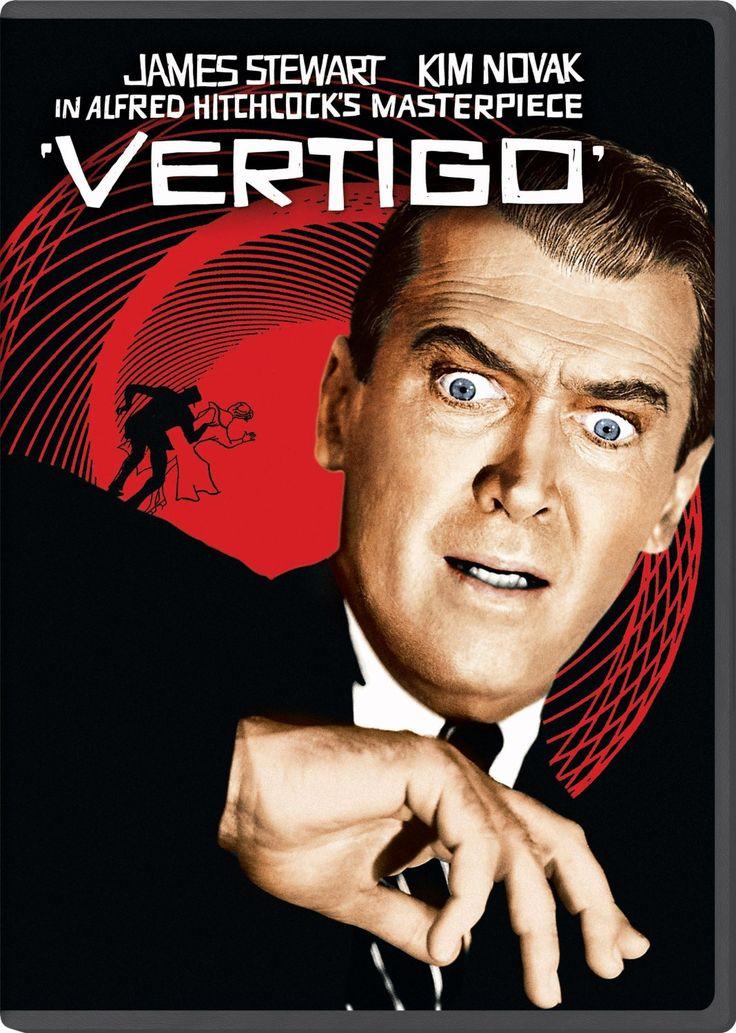 Alfred Hitchcock's Vertigo - Movie Review