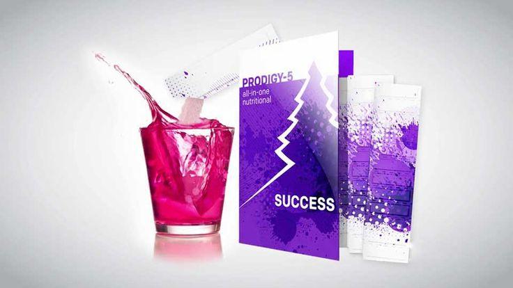 Μοναδικό συμπλήρωμα διατροφής για ενέργεια και αποτοξίνωση Prodigy-5 Ξεκινήστε την ημέρα σας λαμβάνοντας όλα τα θρεπτικά συστατικά για να έχετε ενέργε...