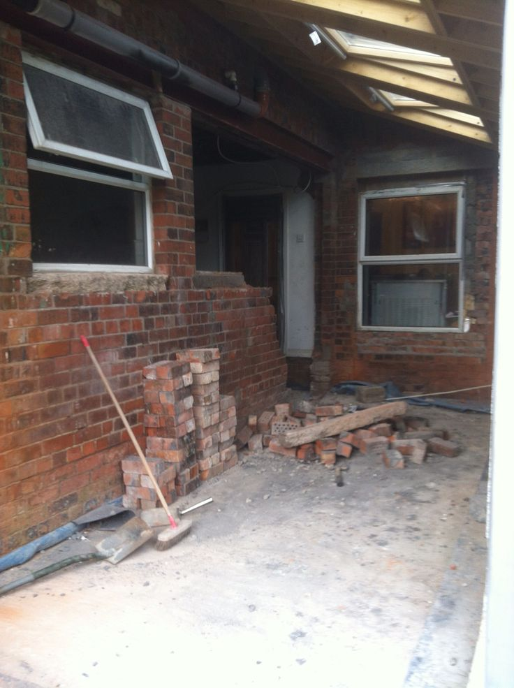 fetching home extension ideas. Wall coming down 71 best My kitchen side return extension BT5 images on Pinterest
