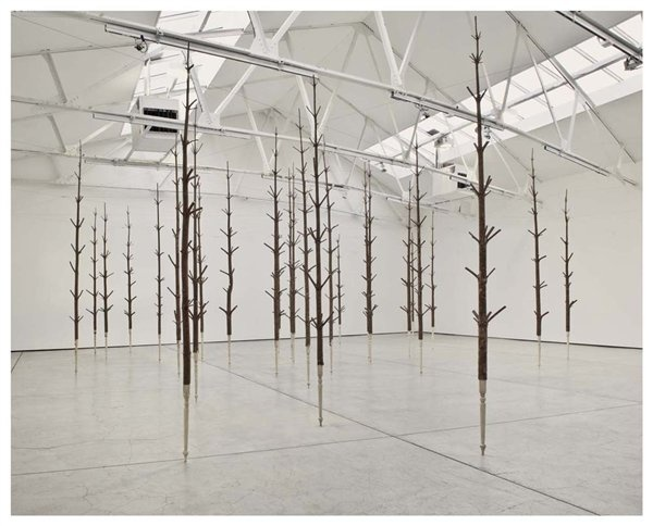 Alastair Mackie - Artificial Woodland