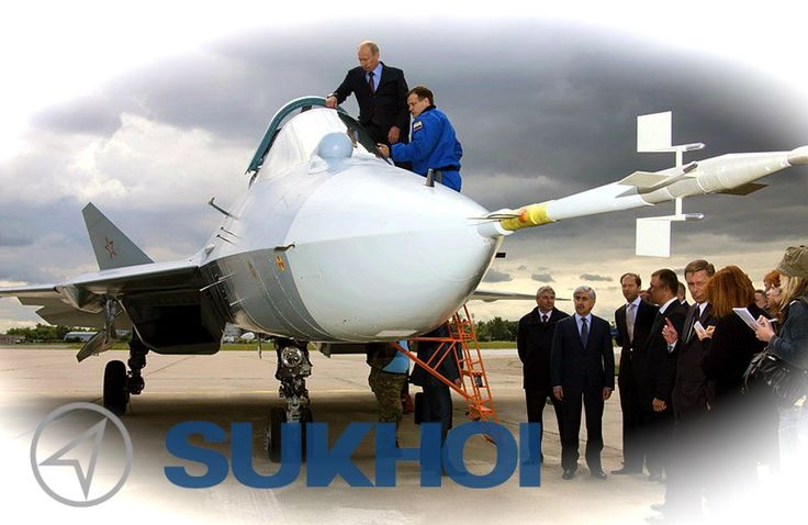flygcforum.com ✈ RUSSIAN FIGHTER JETS ✈ T-50 Stealth multirole & Air superiority fighter ✈