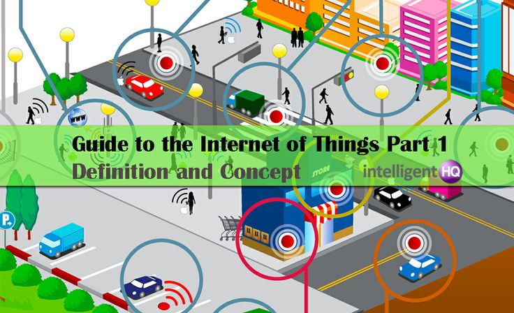 Guide to the Internet of Things - Part 1: Definition and ...