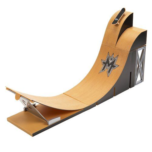 Tech Deck Mega Ramp - Boards May Vary