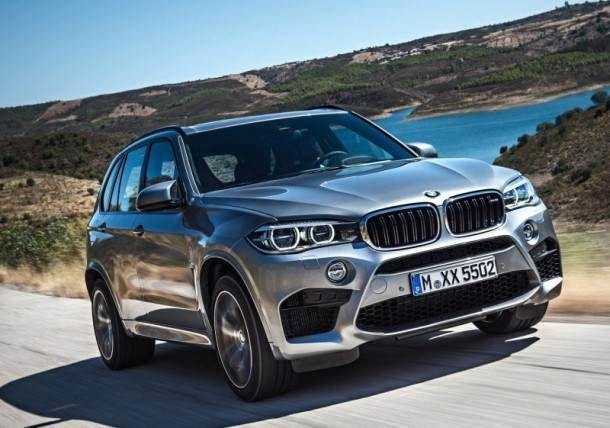 2016 BMW X5 M-front