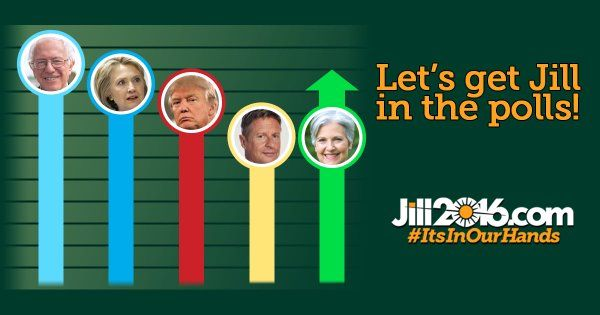 Dr. Jill Stein (@DrJillStein) | Green Party candidate for President