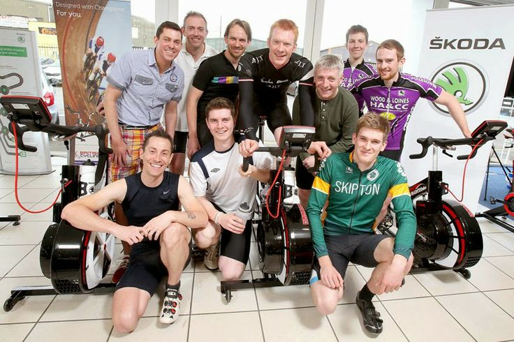 Trust Skoda announces winner of Ed Clancy Cycling Challenge