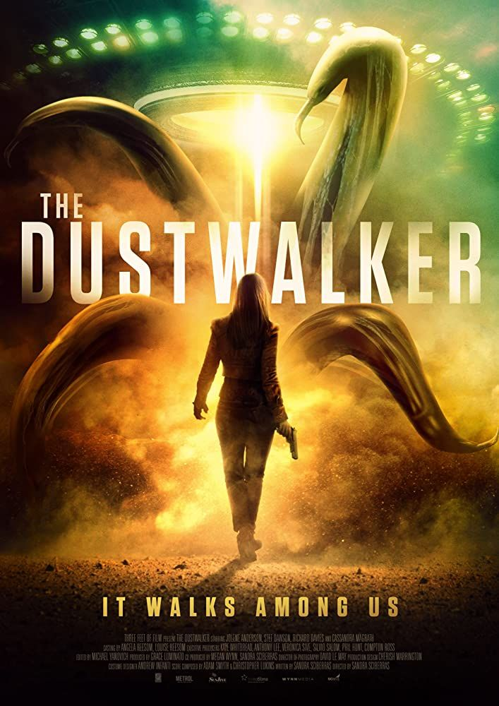 The Dustwalker 2019 Movies Latest Horror Movies English Movies
