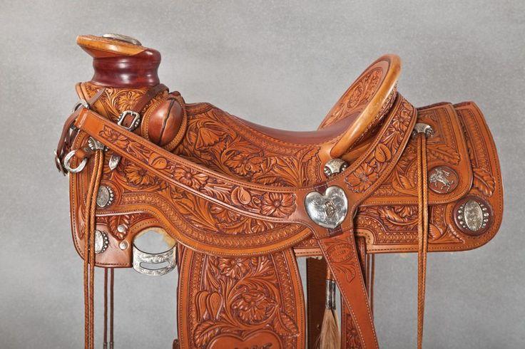 79 Best Cool Horse Saddles Images On Pinterest