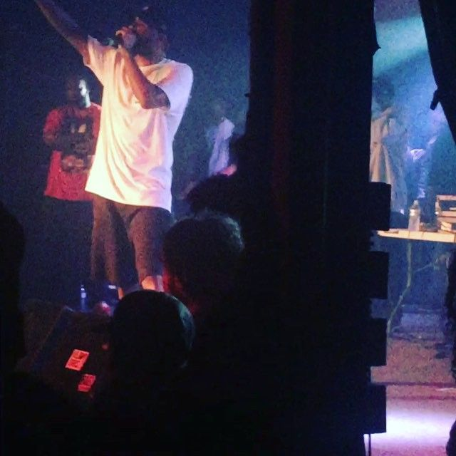 Dom Kennedy, Jay 305 & Casey Veggies performed on Sunday at The Masquerade