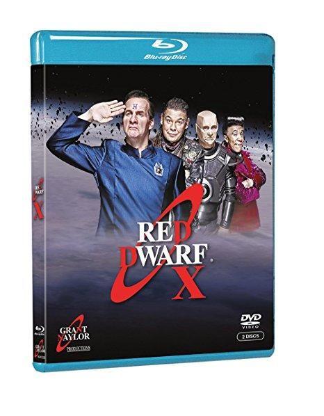 Craig Charles & Danny John-Jules & Doug Naylor-Red Dwarf: X