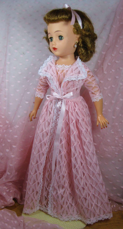 "~ 20"" Miss Revlon Wearing Her Pink Hostess Set ~"