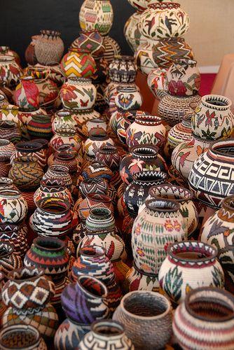 Panama Baskets