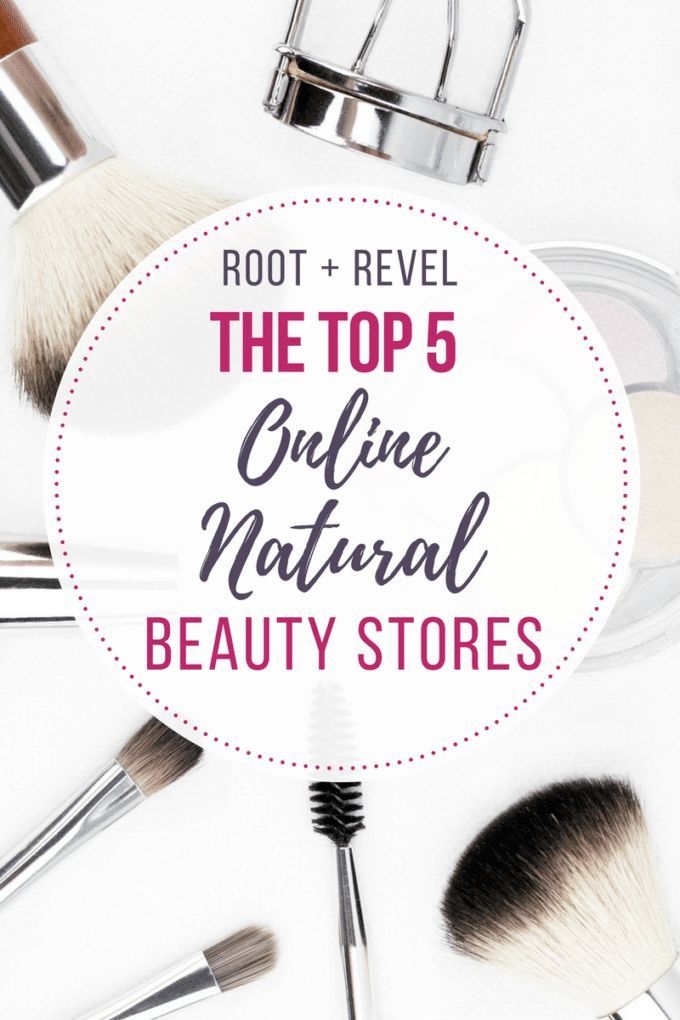 top online beauty stores - The Top 30 Natural Online Beauty Stores (Plus, 20 to Avoid!) | Root ...