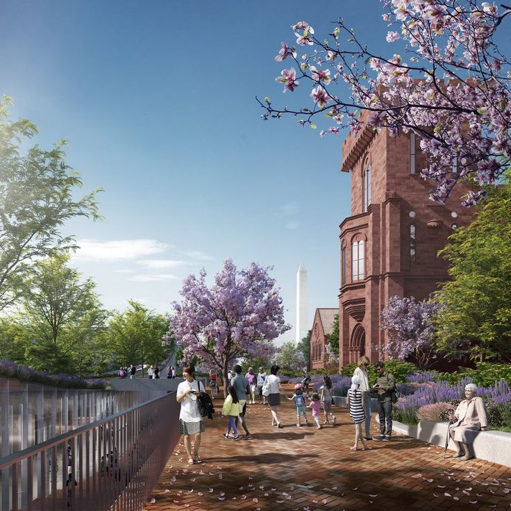 Gallery of BIG Reveals Updated Vision for Smithsonian ...