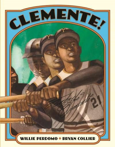 A little boy named Clemente learns about his namesake, the great baseball player Roberto Clemente, in this joyful picture book biography. Born in Puerto Rico, Roberto Clemente was the first Latin Amer