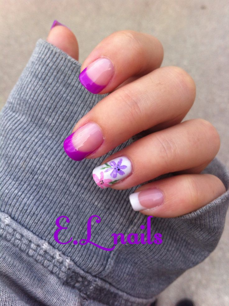 Nails of the week ;) by E.L nails