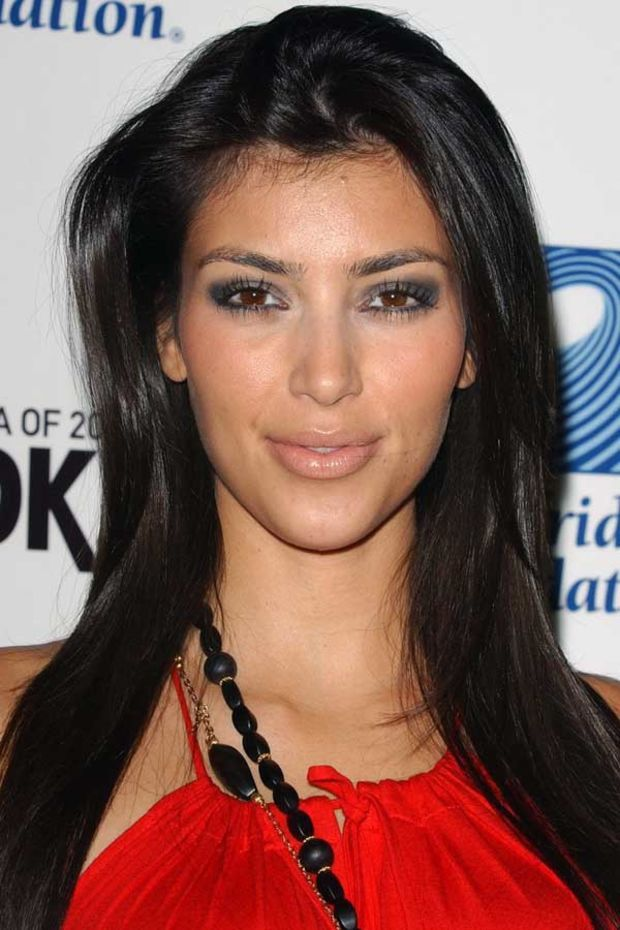 Kim Kardashian transformation 2006-now