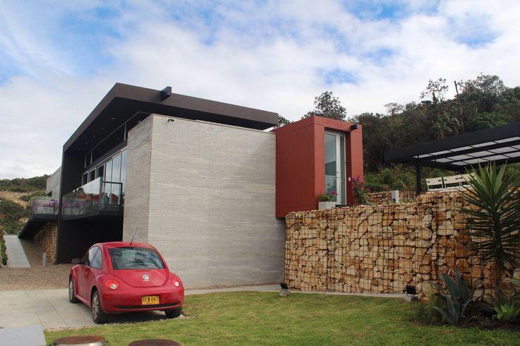 Casa Tasugá, Colombia.  www.glarquitectos.com