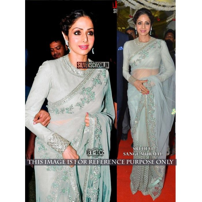 Bollywood Replica Sridevi Sange murmal Designer Saree BT 106