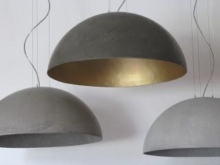 beton(look) lamp industrieel interieur - Wil je meer weten over de basis principes van industrieel inrichten? Ga dan naar http://myindustrialinterior.blogspot.nl/2016/08/industrieel-interieur-praktische-tips.html
