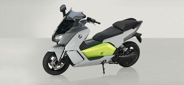 Maxi-Scooter C Evolution, il primo maxi-scooter BMW completamente elettrico! #tOP_pARTNERS