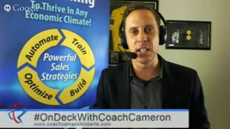 """#OnDeckWithCoachCameron Ep: 3 """"The 6 Little Known Steps of Money Management"""