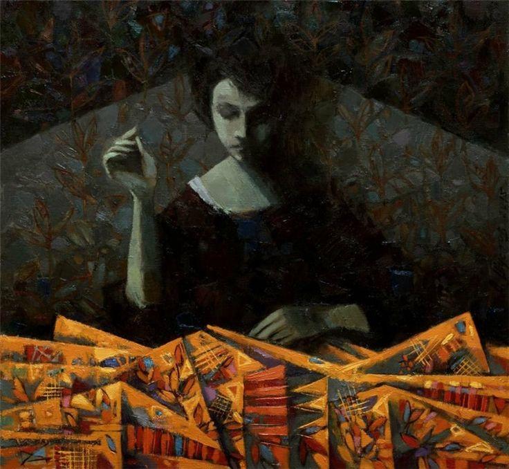 Образы рукодельниц в живописи: 26 картин современных художников - Ярмарка Мастеров - ручная работа, handmade