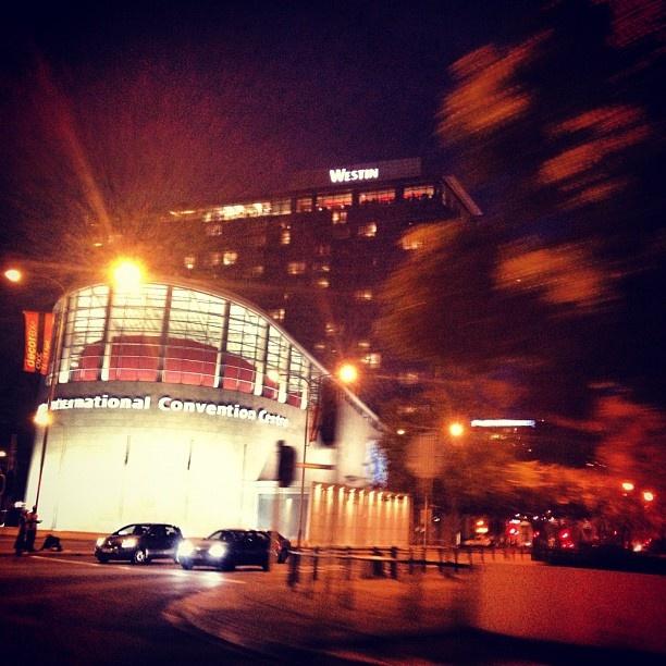 Cape Town, Convention Center, Cape Town Convention Center